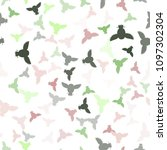 seamless vector pattern with...   Shutterstock .eps vector #1097302304