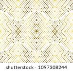 gradient gold white linear...   Shutterstock .eps vector #1097308244