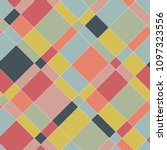 colorful seamless pattern.... | Shutterstock . vector #1097323556