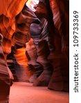 Antelope Canyon  An Natutral...