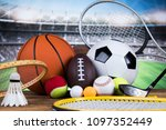Sport equipment and balls ...