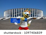 nizhny novgorod  russia   june...   Shutterstock . vector #1097406839