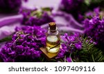Oil From A Lavender Flower