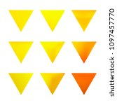 vector gradient reverse... | Shutterstock .eps vector #1097457770
