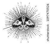 hand drawn illustration of the... | Shutterstock .eps vector #1097470526