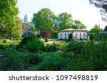 frankfurt am main  germany  9... | Shutterstock . vector #1097498819