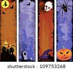 set of for backgrounds...   Shutterstock .eps vector #109753268