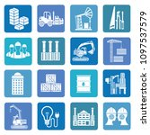 construction and industry... | Shutterstock .eps vector #1097537579