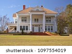Historic antebellum home with...