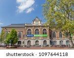 leeuwarden  netherlands   may... | Shutterstock . vector #1097644118