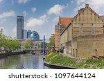 leeuwarden  netherlands   may... | Shutterstock . vector #1097644124