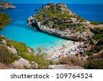 calo des moro  majorca | Shutterstock . vector #109764524