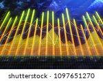 finance  analytics and profit...   Shutterstock . vector #1097651270