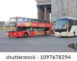 st. petersburg  russia   may 19 ...   Shutterstock . vector #1097678294