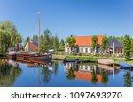 hasselt  netherlands   may 04 ... | Shutterstock . vector #1097693270