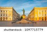 odessa  ukraine   05.16.2018.... | Shutterstock . vector #1097715779