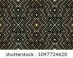 gradient gold black linear...   Shutterstock .eps vector #1097724620