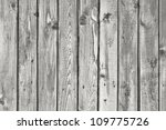 Black And White Wooden...