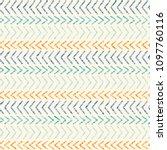 scratched texture. seamless... | Shutterstock .eps vector #1097760116