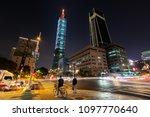 taipei  taiwan   may 14  2018   ... | Shutterstock . vector #1097770640