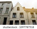 beautiful buildings in the... | Shutterstock . vector #1097787518