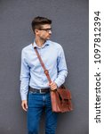 smart and cool. smart casual... | Shutterstock . vector #1097812394