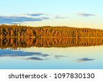 relaxing place for a forest... | Shutterstock . vector #1097830130