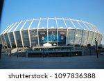 kyiv  ukraine. may 23 2018.... | Shutterstock . vector #1097836388