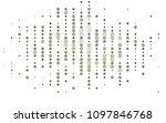 light black vector  template... | Shutterstock .eps vector #1097846768