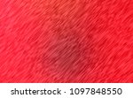 light red vector template with... | Shutterstock .eps vector #1097848550