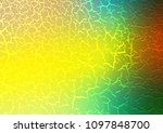 dark blue  yellow vector... | Shutterstock .eps vector #1097848700