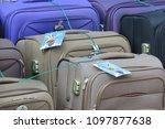 graz  austria   circa july 2015 ... | Shutterstock . vector #1097877638