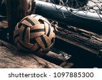 Small photo of old Ball in old place