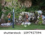 phatthalung  thailand   october ... | Shutterstock . vector #1097927594