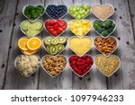 very well displayed variety of... | Shutterstock . vector #1097946233