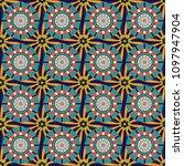 design for cloth  wallpaper ... | Shutterstock .eps vector #1097947904