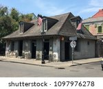Small photo of Lafitte's blacksmith house