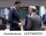 dutch finance minister wopke...   Shutterstock . vector #1097989070