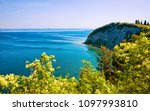 nature and adriatic sea in... | Shutterstock . vector #1097993810
