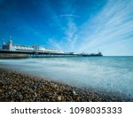 Brighton Pier On A Sunny Day ...