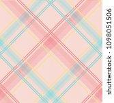 seamless tartan plaid pattern...   Shutterstock .eps vector #1098051506
