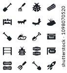 set of vector isolated black...   Shutterstock .eps vector #1098070520