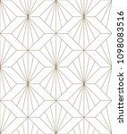vector seamless texture. modern ...   Shutterstock .eps vector #1098083516