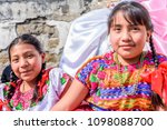 cuidad vieja   guatemala   ... | Shutterstock . vector #1098088700