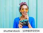 outdoor lifestyle  image of...   Shutterstock . vector #1098093554