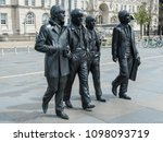 liverpool  uk    may 2018 ...   Shutterstock . vector #1098093719