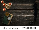 adventure or travel concept...   Shutterstock . vector #1098101330