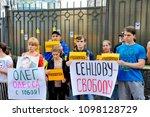 odessa  ukraine   may 24  free... | Shutterstock . vector #1098128729