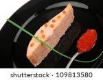 savory fish   norwegian salmon...