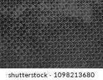metal background  detail of the ... | Shutterstock . vector #1098213680
